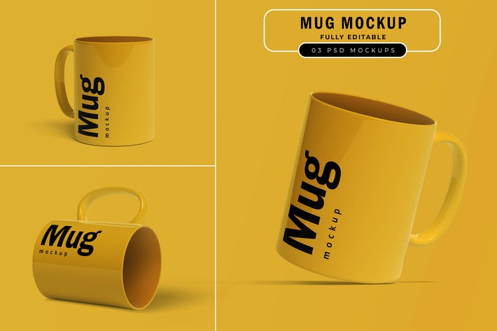 Thumbnail for Mug Mockup
