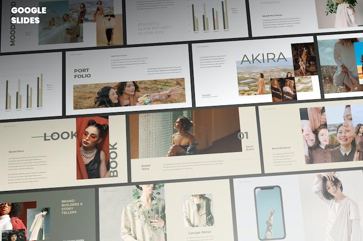 Thumbnail for Klien - Elegant Google Slides Presentation