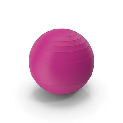 Пилатес мяч Фиолетовый