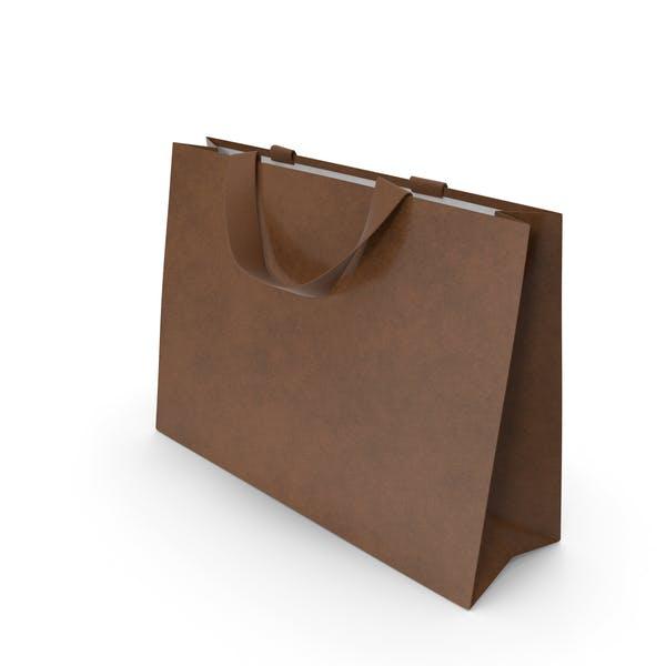 Пакет Малый Коричневый