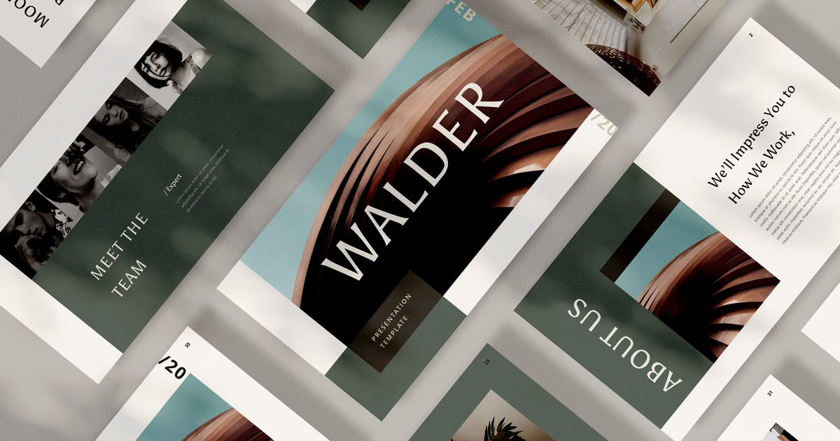 Download Welder Powerpoint by VisualColony