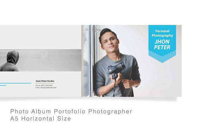 Thumbnail for Álbum de fotos Portofolio Fotógrafo