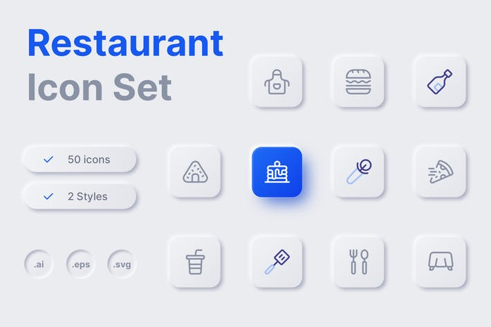 Thumbnail for Restaurant Icon