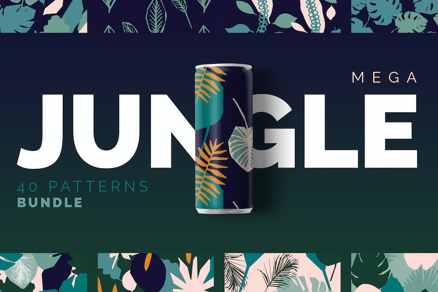 Jungle Patterns Collection