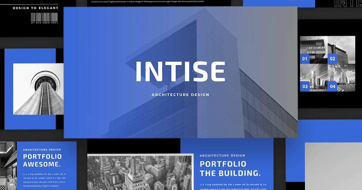 Download Intise - Keynote Presentation Template by Creavora