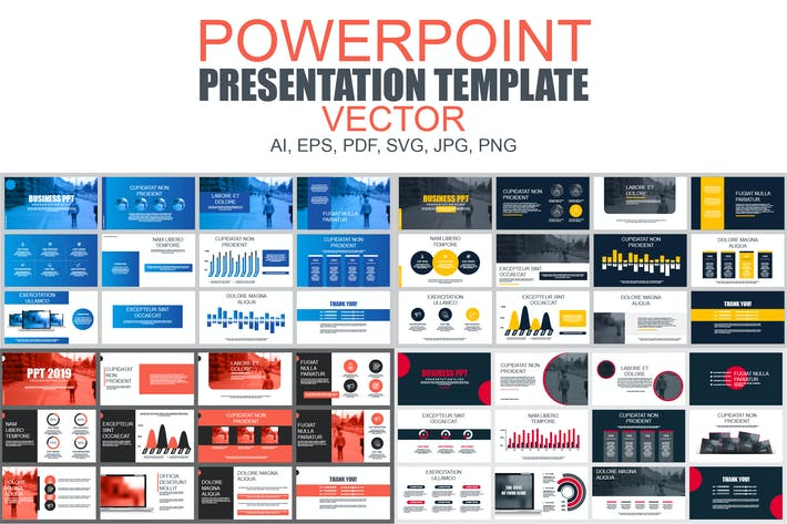 Cover Image For Business Powerpoint Slide Templates