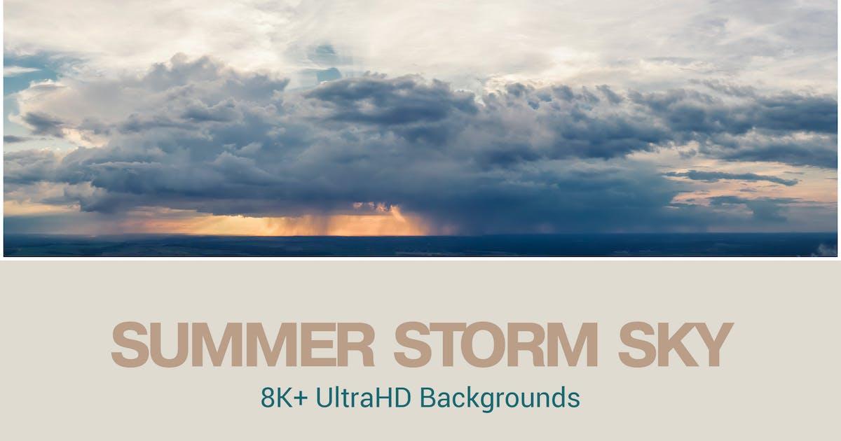 Download 8K+ UltraHD Summer Storm Clouds Backgrounds by SinCabeza