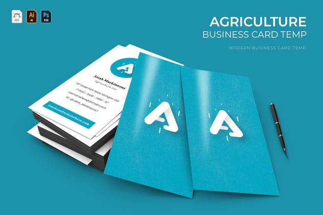 Agriculture | Business Card