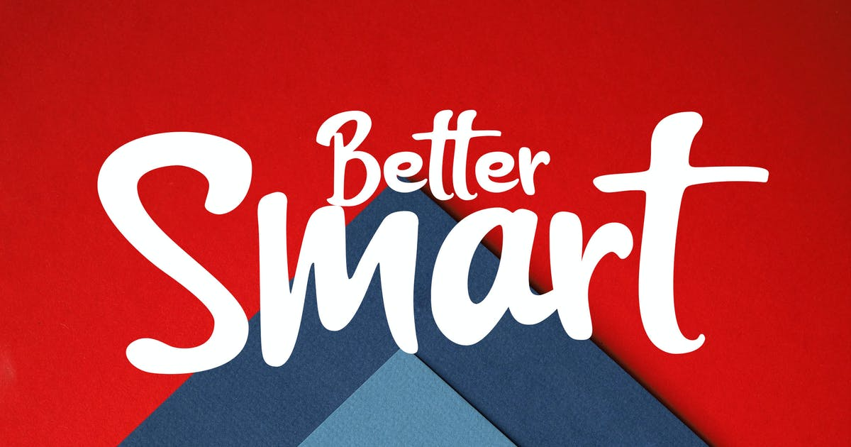 Download Better Smart by shirongampus