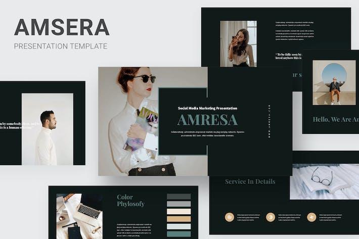 Thumbnail for Amresa : Tech Business Keynote