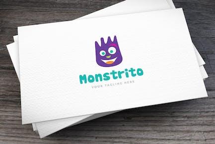 Monstrito Logo Template