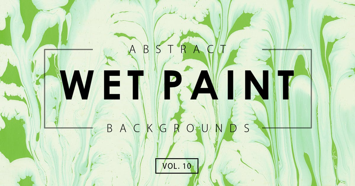 Download Wet Paint Backgrounds Vol. 10 by M-e-f