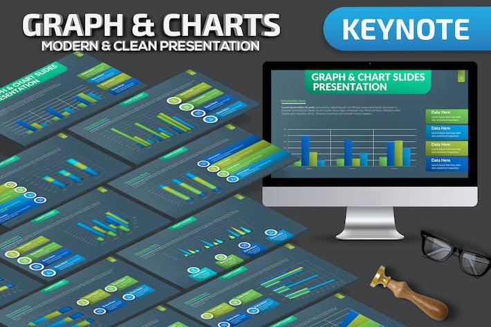 Thumbnail for Graph & Charts Keynote Template