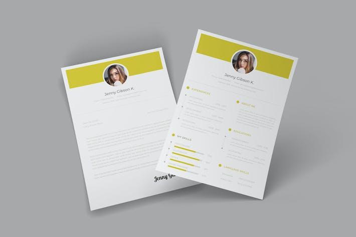 Thumbnail for Boez CV Resume