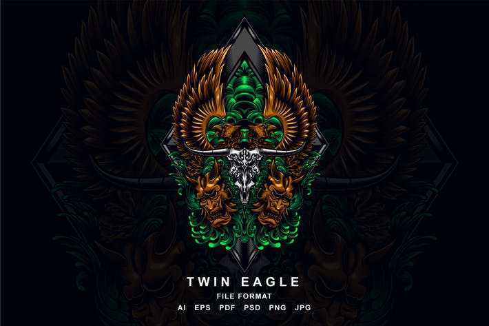 Thumbnail for Twin Eagle