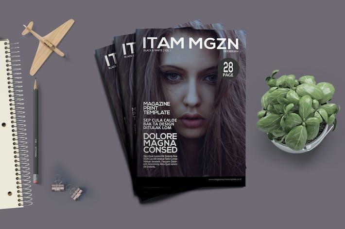 Thumbnail for Itam Magazine