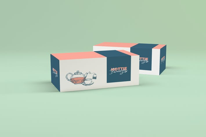 Thumbnail for Multipurpose Box Packaging Mockup