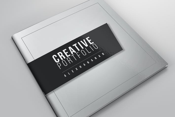 Thumbnail for Portfolio Template - Square