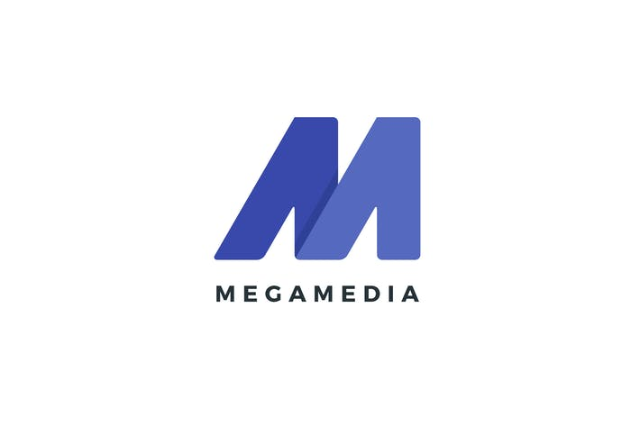 Thumbnail for Mega Media Logo Template