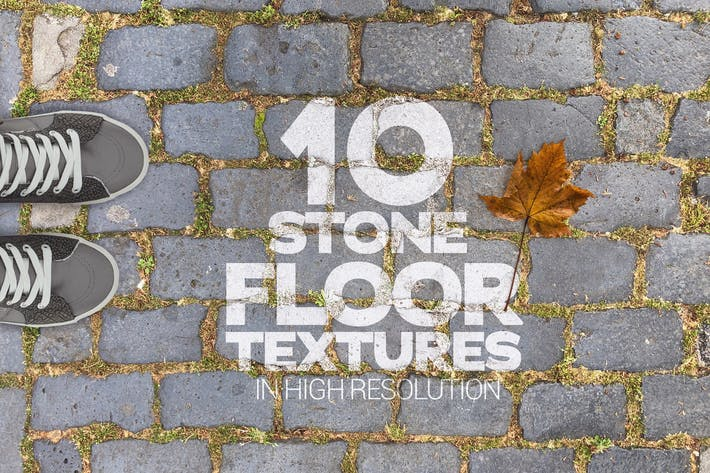 Thumbnail for Stone Floor Textures x10