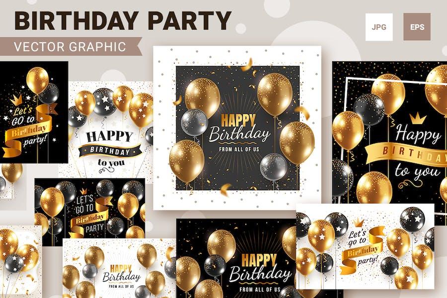 Happy birthday backgrounds