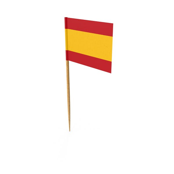 Thumbnail for Toothpick Spanish Flag