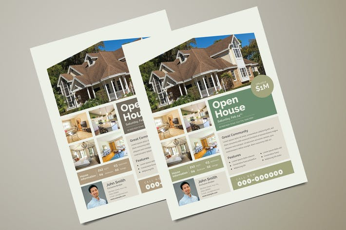 Thumbnail for Real Estate Flyer