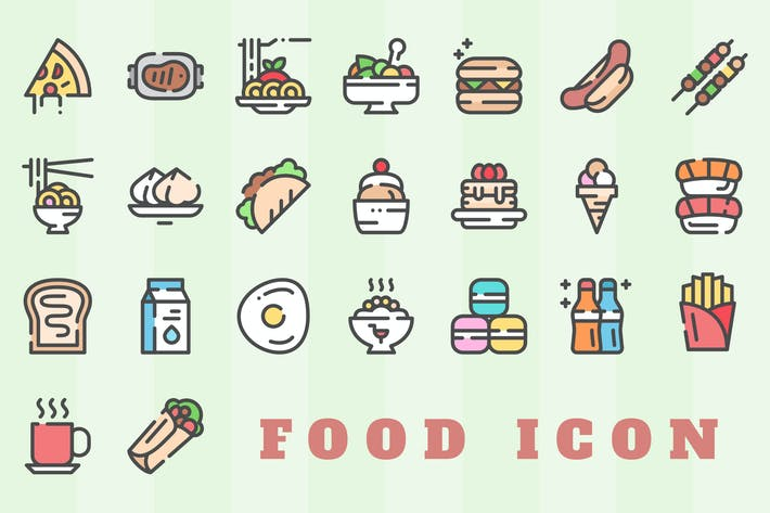 Thumbnail for Food Icon