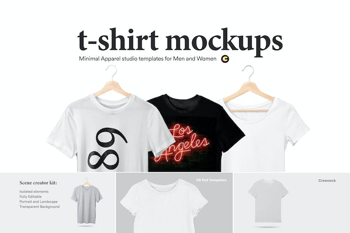 Thumbnail for T-Shirt Mockup