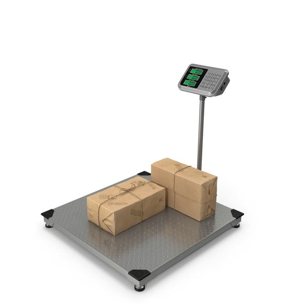 Warehouse Scale with Post Package