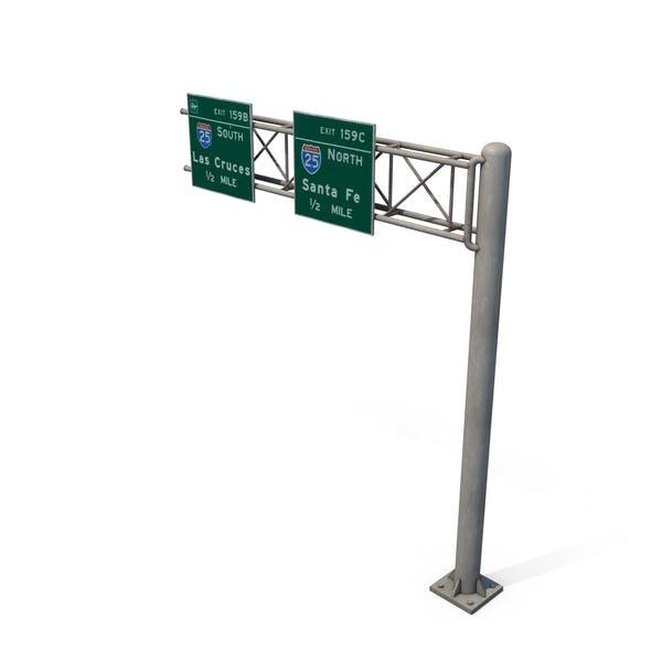 Highway Signage