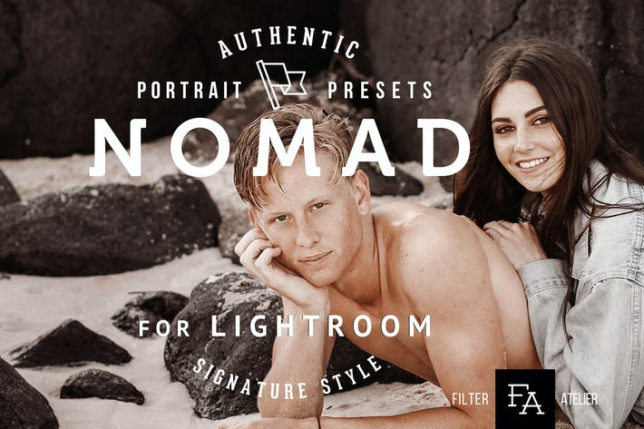 Thumbnail for Nomad Presets for Lightroom