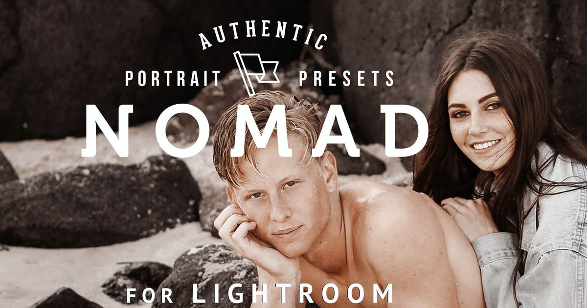 Download Nomad Presets for Lightroom by Presetrain
