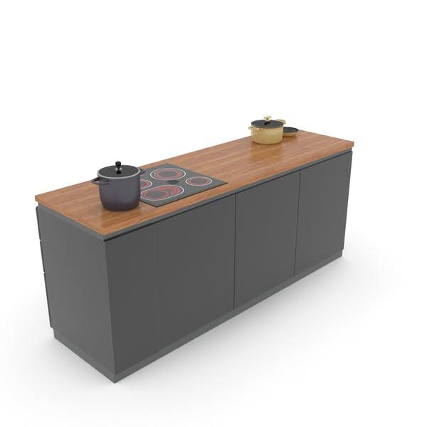 Thumbnail for kitchen Island