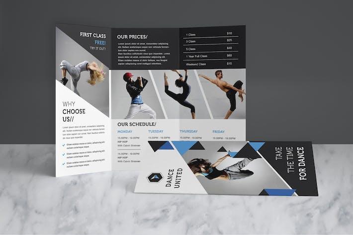 Thumbnail for Dance Studio Brochure Pack