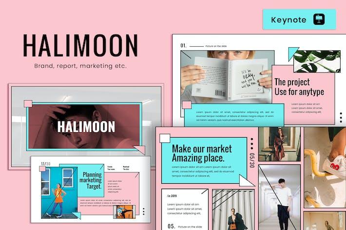 Thumbnail for Halimoon New Style Keynote - JJ
