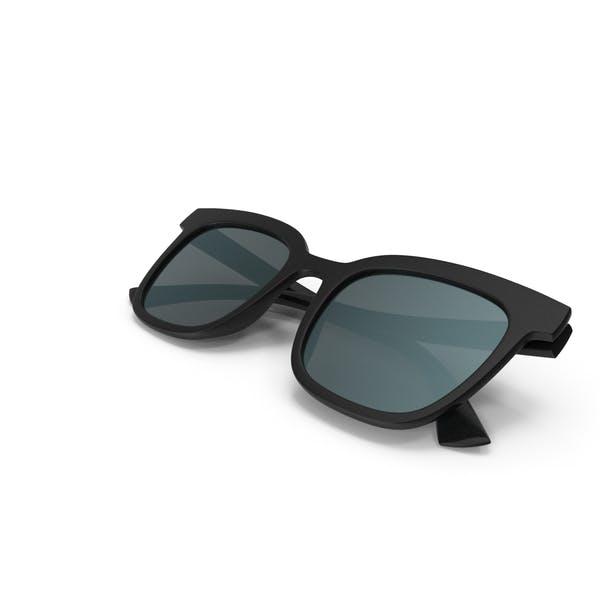 Women's Sunglasses Closed Black