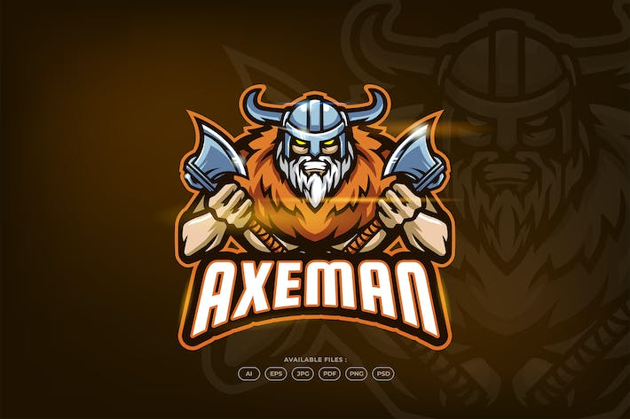 Thumbnail for Axeman Viking Battle