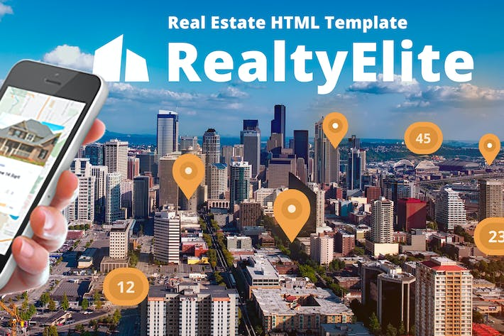 Thumbnail for Absolute - Real Estate Responsive HTML Template