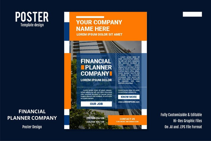 Thumbnail for Financial Planner Company