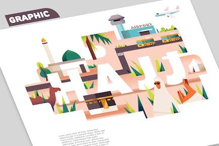 Hajj the Muslim journey