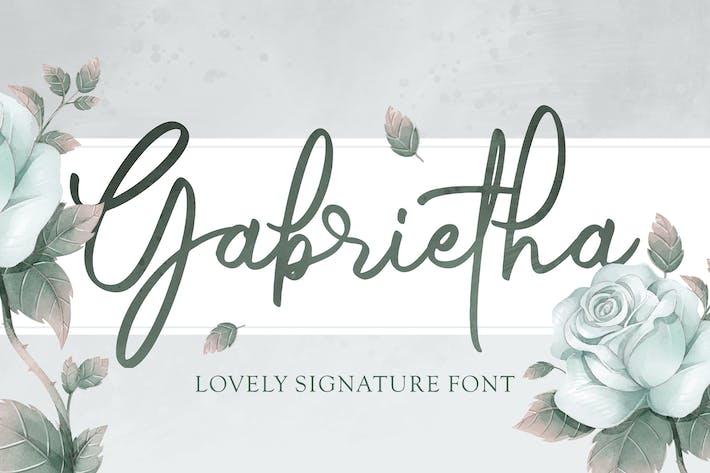 Thumbnail for Gabrietha