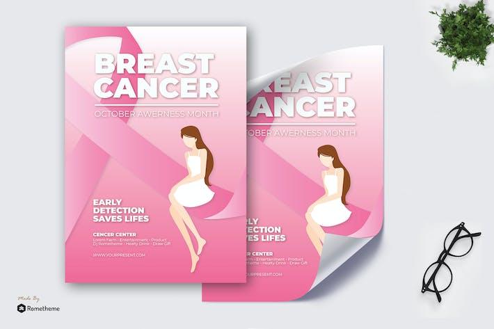 Thumbnail for Brustkrebs-Tag - Poster AS