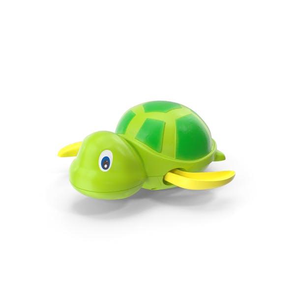 Wind Up Turtle Bath Toy