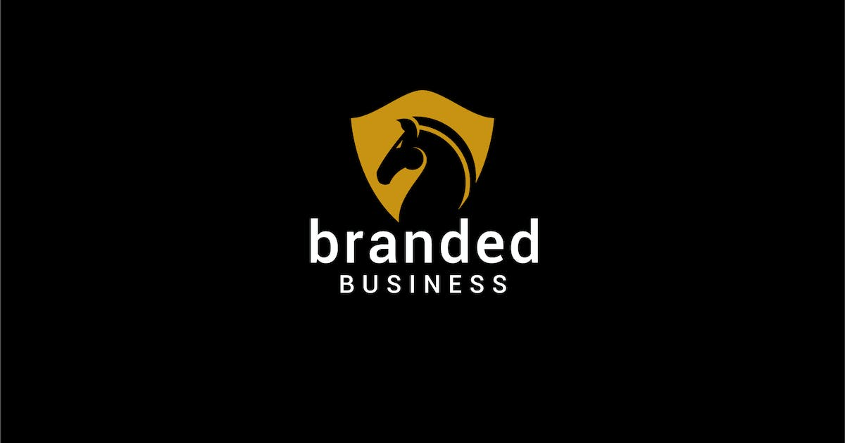 Download branded horse by shazidesigns