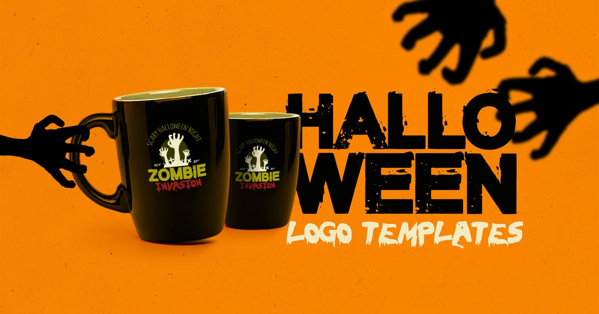 Download Halloween Logo Templates by Easybrandz2