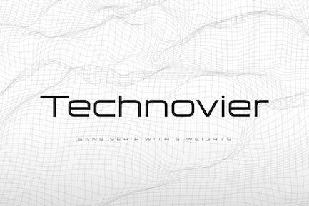 Technovier - Techno Sans Famille