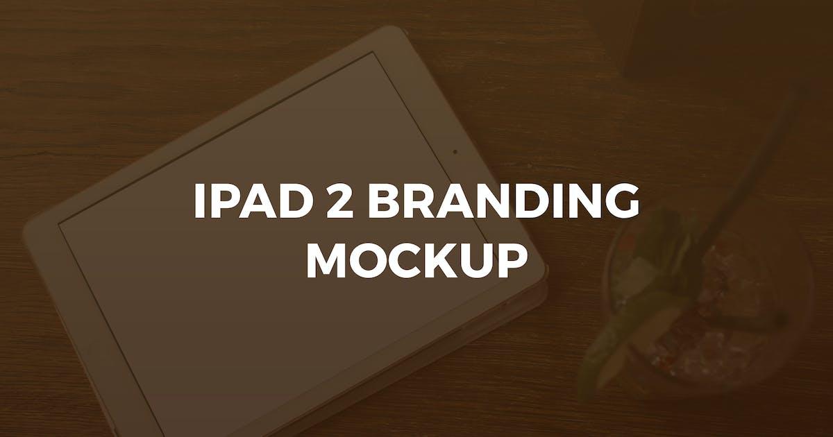 Download iPad 2 Branding Mockup by wwwebinvader