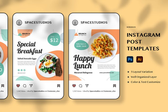 Thumbnail for Instagram Food