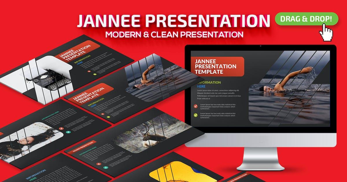Download Jannee Keynote Presentation by mamanamsai